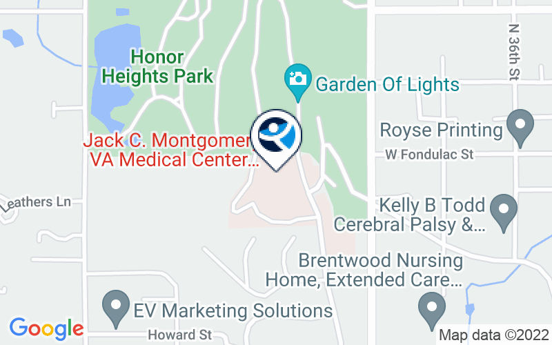 Jack C Montgomery VA Medical Center Location and Directions
