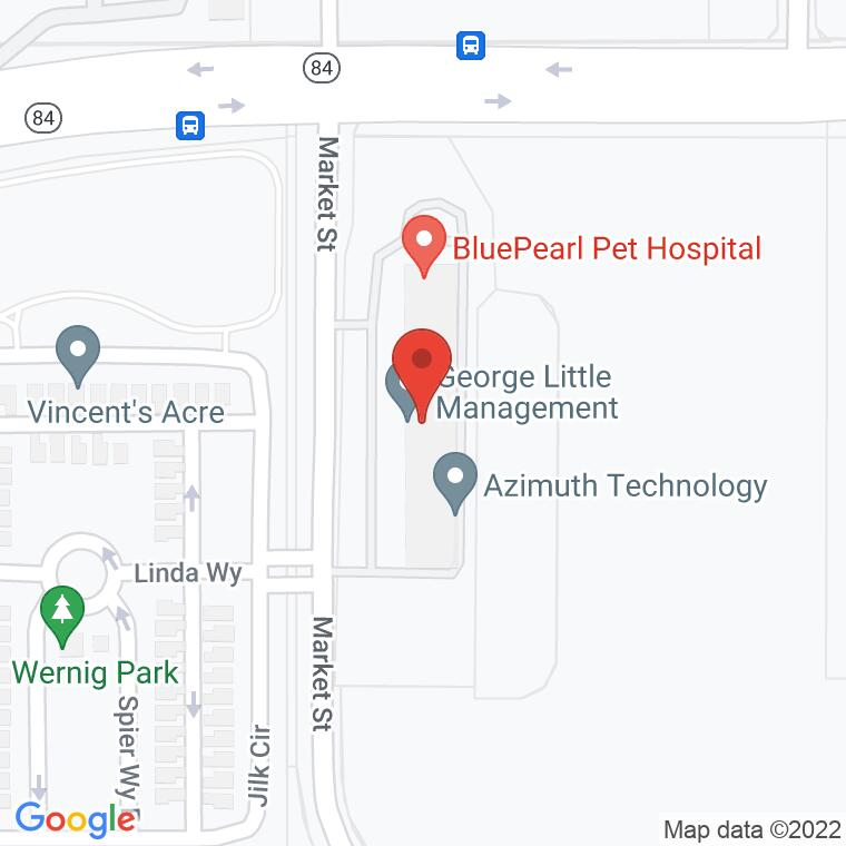 Google Map of 10130 Market Street, Naples, FL, 34112