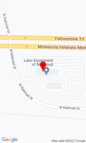 Google Map of Lano Equipment of Norwood 1015 Highway 212 West , Norwood Young America, MN, 55368
