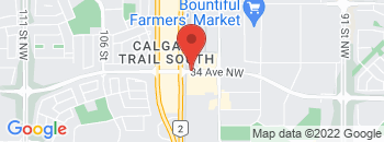Google Map of 101530+34th+St%2CEdmonton%2CAlberta+T6E+6G7