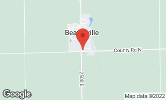 Map of 102 St Charles Street BEAVERVILLE, IL 60912