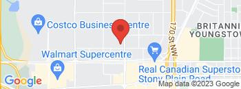 Google Map of 10212-+178+Street%2CEdmonton%2CAlberta+T5S+1H3