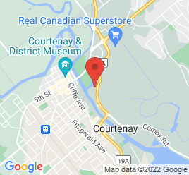 Google Map of 1025+Comox+Road%2CCourtenay%2CBritish+Columbia+V9N+3P7