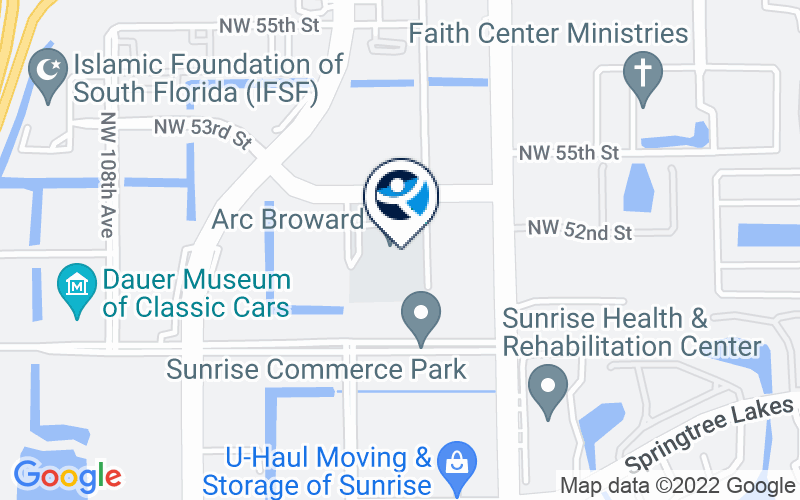 ARC Broward Location and Directions