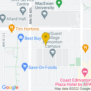 Map to Naked Cyber Cafe provided by Google