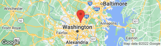Map of 10305 NEW HAMPSHIRE AVENUE SILVER SPRING, MD 20903