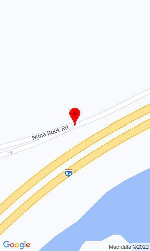 Google Map of Sand Science 10319 West Frontage Rd, Yemassee, SC, 29945