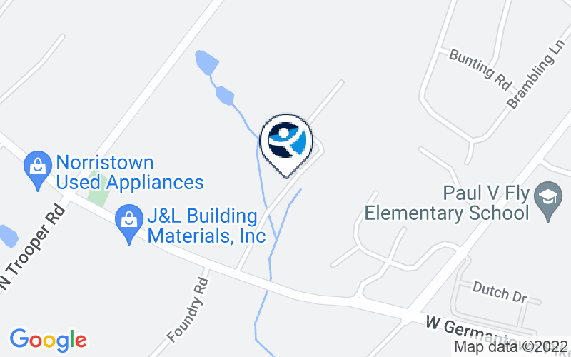 Valley Forge Medical Center and Hospital Location and Directions