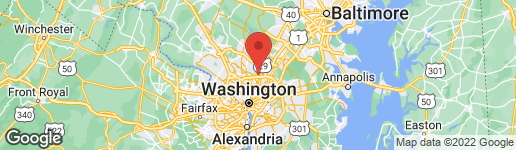 Map of 10338 PARKMAN ROAD SILVER SPRING, MD 20903