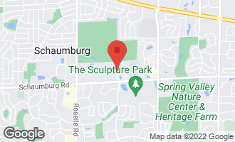 Map of 104 Chatsworth Circle SCHAUMBURG, IL 60194
