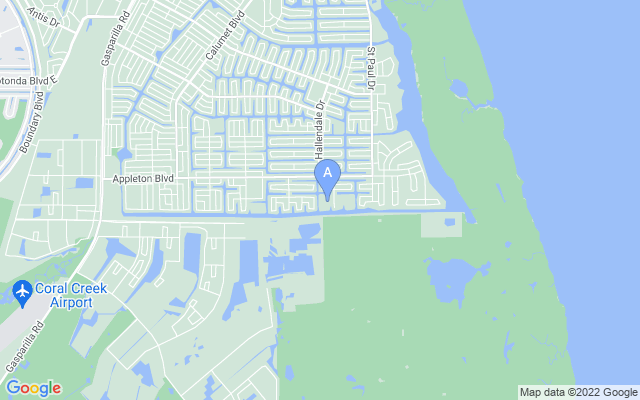 10493 Washington Rd Port Charlotte Florida 33981 locatior map