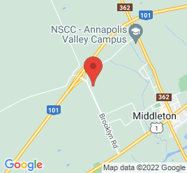 Google Map of 1051+Brooklyn+st%2CMiddleton%2CNova+Scotia+B0S+1P0