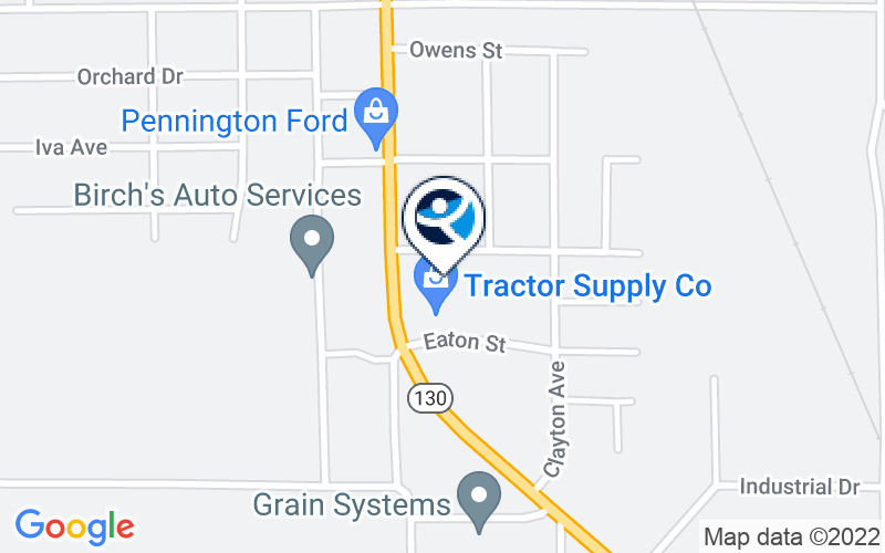 Jasper County Health Department Location and Directions