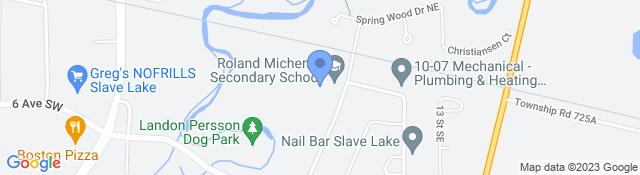 106 7 St SE, Slave Lake, AB T0G 2A3, Canada