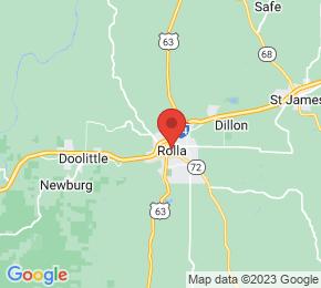 Job Map - 1060 West 10th Street Rolla, Missouri 65401 US