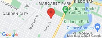 Google Map of 1065+Salter+Street%2CWinnipeg%2CManitoba+R2V+1L8