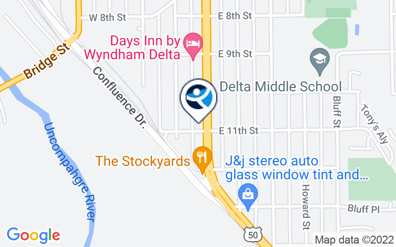 The Center for Mental Health - Delta Location and Directions