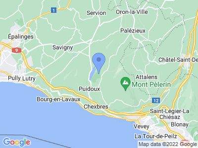 1070 Puidoux, Suisse