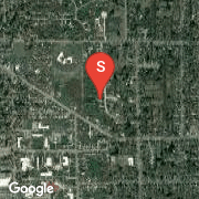 Satellite Map of 1073 Orchard, Adrian, MI