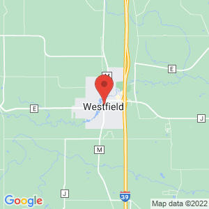 Westfield Police Jail location on map