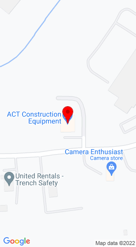 Google Map of ACT Construction Equipment 10925 Metromont Pkwy, Charlotte, NC, 28269