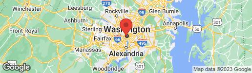 Map of 1099 22ND STREET NW #306 WASHINGTON, DC 20037