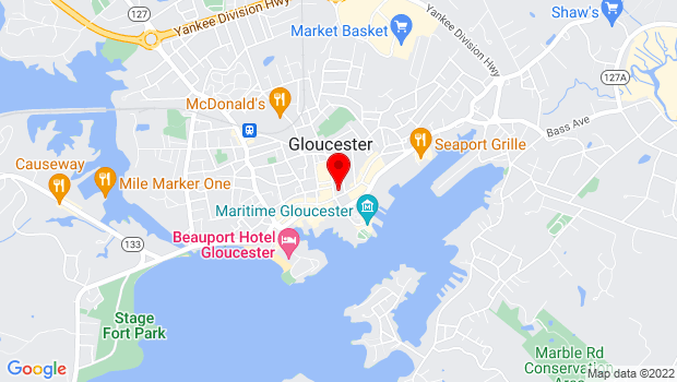 Google Map of 11 Pleasant St., Suite 64, Gloucester, MA 01930