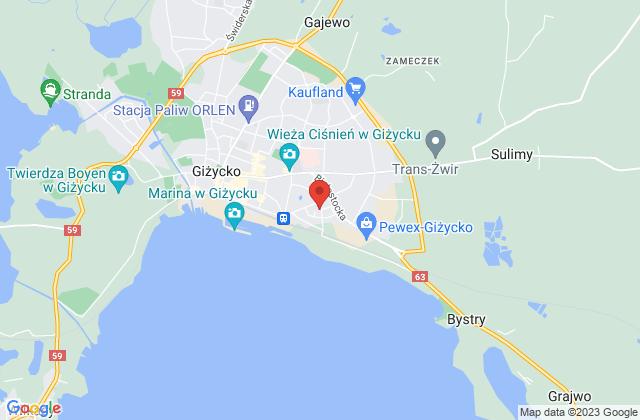 Wyświetl Aneta Badowska,ANETIX na mapie