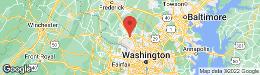 Map of 11 COUNTY COURT 15-6 GAITHERSBURG, MD 20878