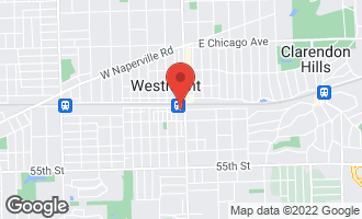 Map of 11 West Quincy Street WESTMONT, IL 60559