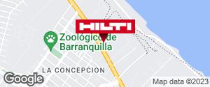 Get directions to Tienda Hilti Barranquilla