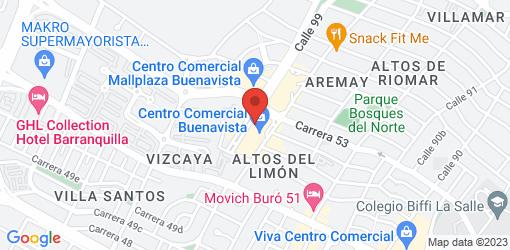 Directions to Crepes & Waffles Buena Vista