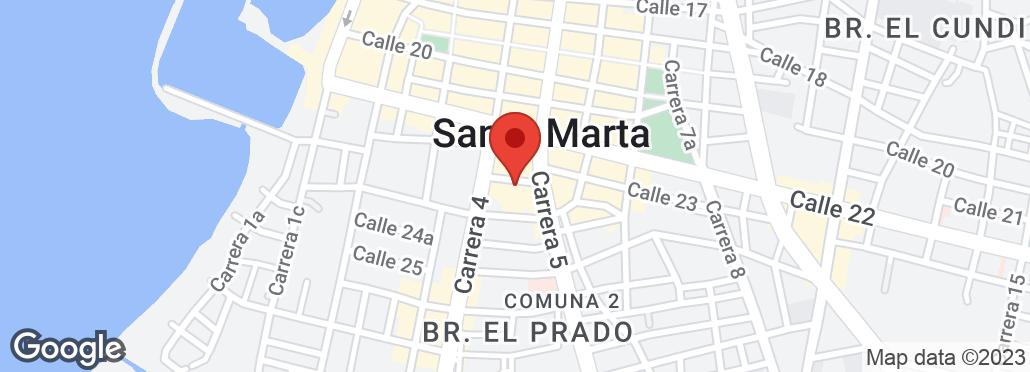Calle 23 No. 4-78 , Santa Marta, MAG