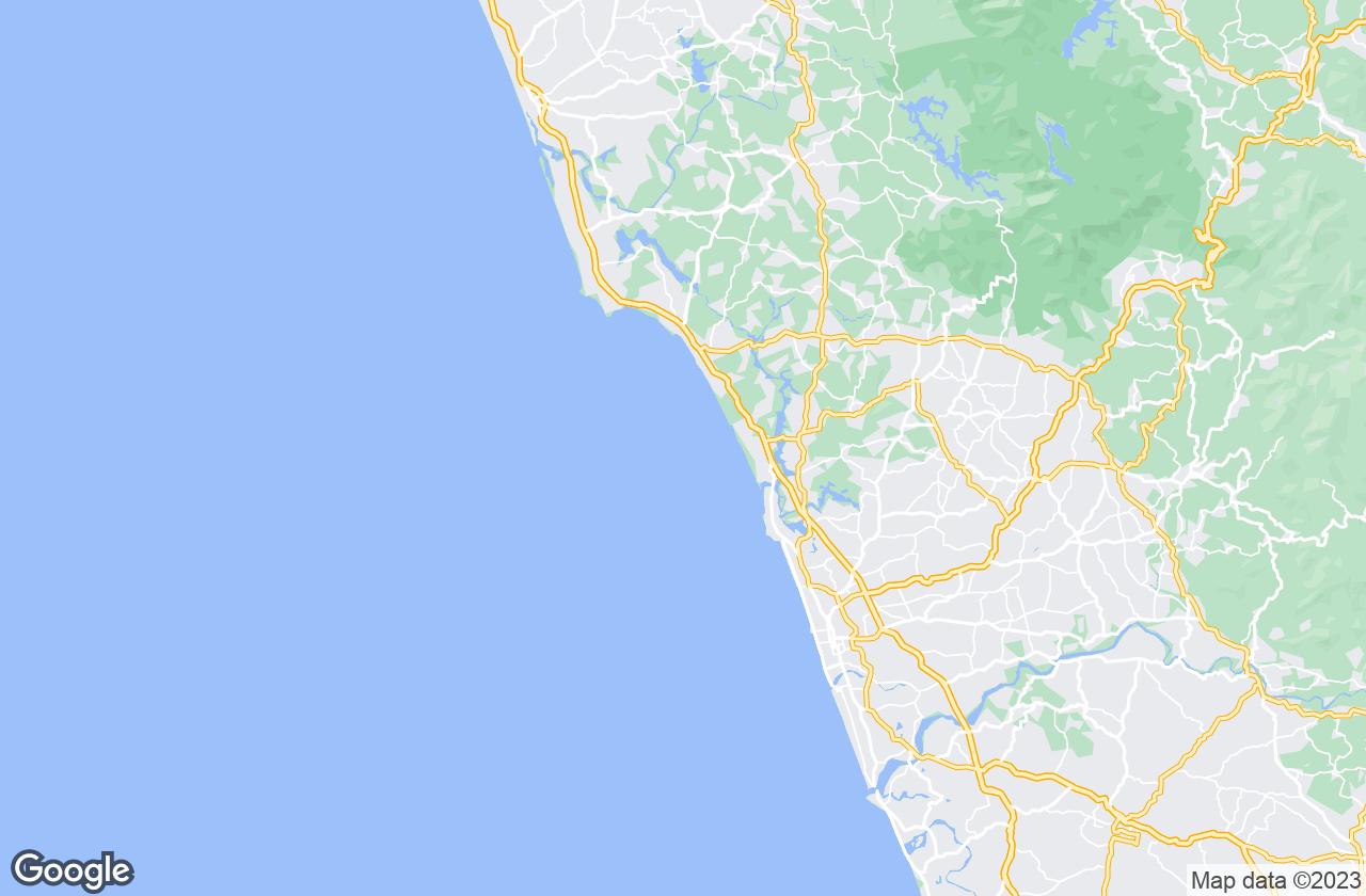 Google Map of Kappad