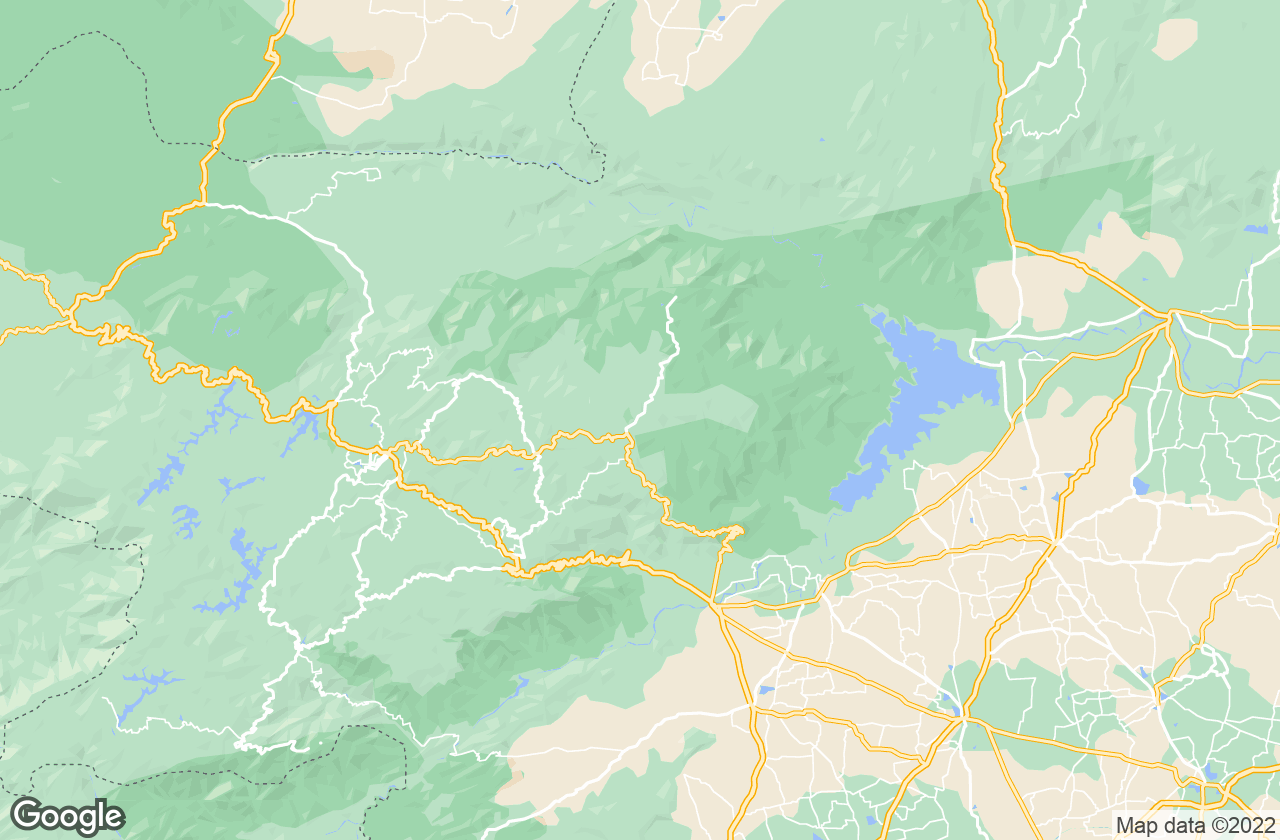 Google Map of Kotagiri