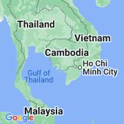 Le thème Guerre civile cambodgienne et Khmers rouges sur notre carte histoire-géo