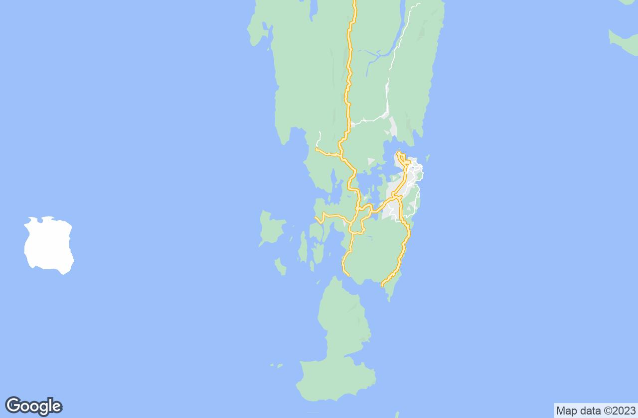 Google Map of Wandoor