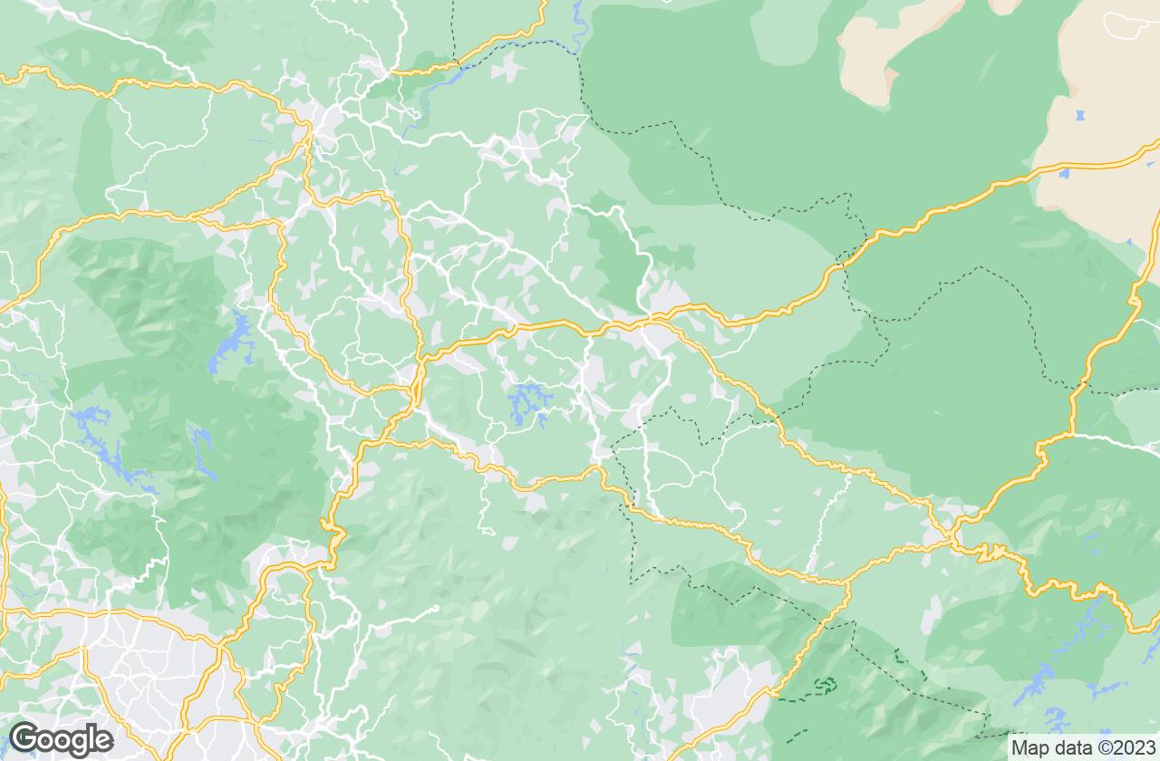 Google Map of Amalavayal