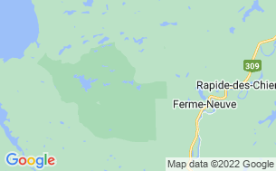 Map of Parc Régional Montagne Du Diable
