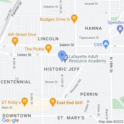 1100 Elizabeth St, Lafayette, IN 47904, USA