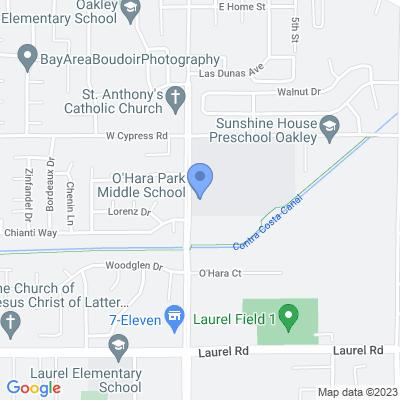 1100 O'Hara Ave, Oakley, CA 94561, USA