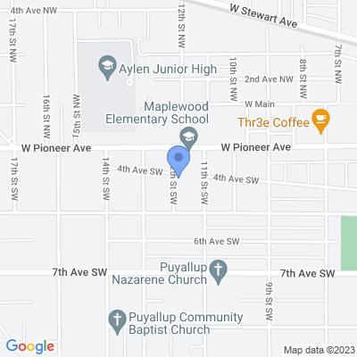 1110 W Pioneer Ave, Puyallup, WA 98371, USA