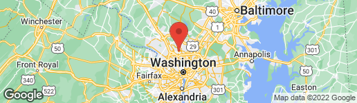 Map of 11102 LUND PLACE KENSINGTON, MD 20895