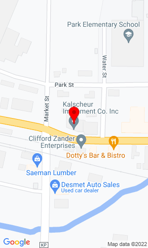 Google Map of Kalscheur Implement 1113 Main Street, Cross Plains, WI, 53528