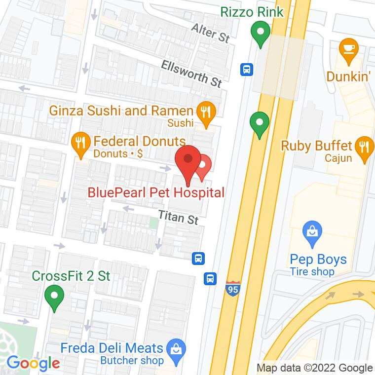 Google Map of 1114 South Front Street, Philadelphia, PA 19147, 1114 South Front Street, Philadelphia, PA 19147