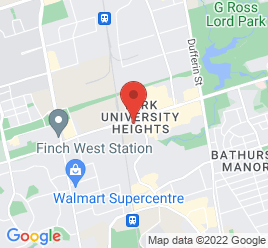 Google Map of 1127+Finch+Avenue+West%2CToronto%2COntario+M3J+2E8