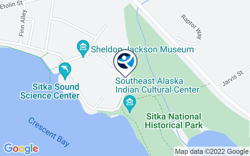 Sitka Counseling and Prevention Servs Integrated Behavioral Health Program Location and Directions