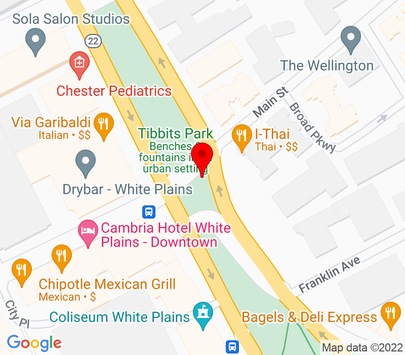 Click to view Google maps office address 1133 Westchester Ave, 3rd Floor, White Plains, NY 10604