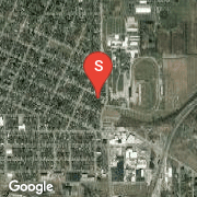 Satellite Map of 1134 Hunt, Adrian, MI