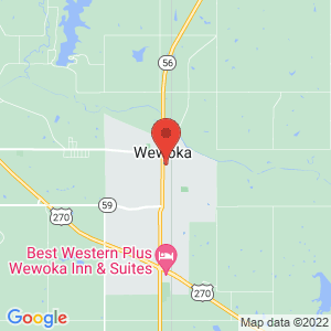 Wewoka Police Jail location on map